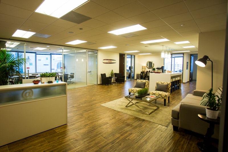 Aptus Court Reporting Headquarters San Diego